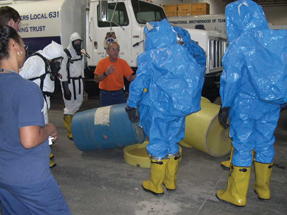 Hazwoper Training Photo